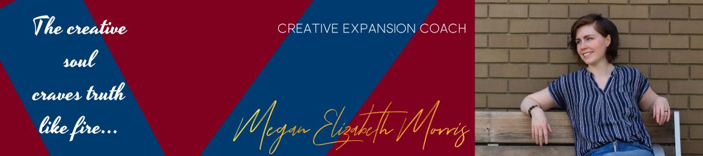 Megan Morris's cover banner