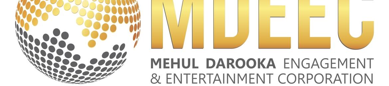 Mehul Darooka's cover banner
