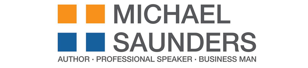Michael Saunders's cover banner