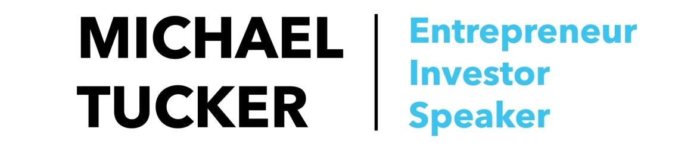Michael Tucker's cover banner