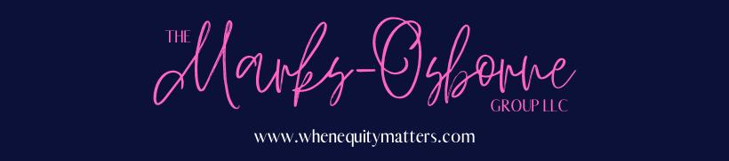 Michelle Marks-Osborne's cover banner
