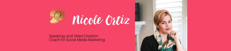 Nicole Ortiz's cover banner