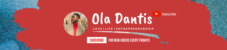 Ola Dantis's cover banner