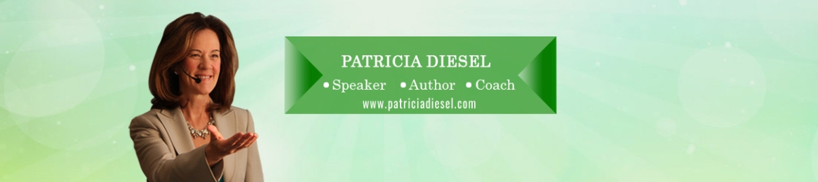 Patricia Diesel's cover banner