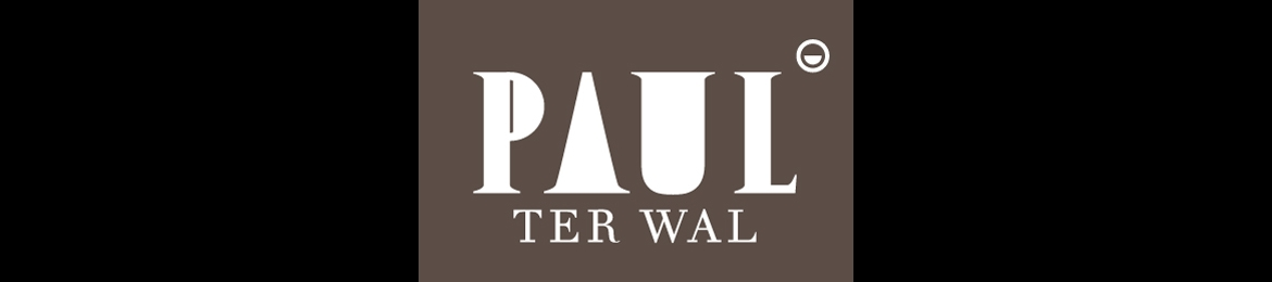 Paul Eric ter Wal's cover banner