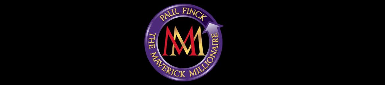 Paul Finck's cover banner