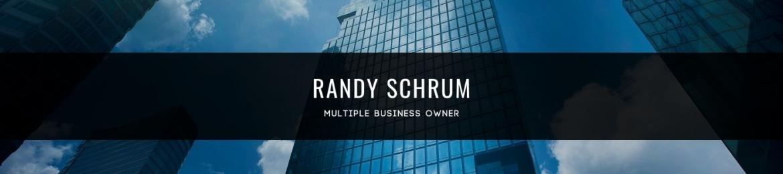 Randy Schrum Wealth Generators's cover banner