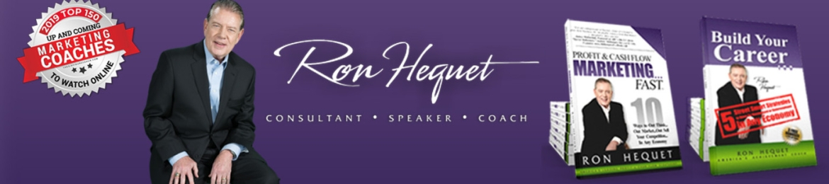 Ron Hequet's cover banner