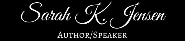Sarah K. Jensen's cover banner