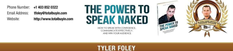 Sean Tyler Foley's cover banner