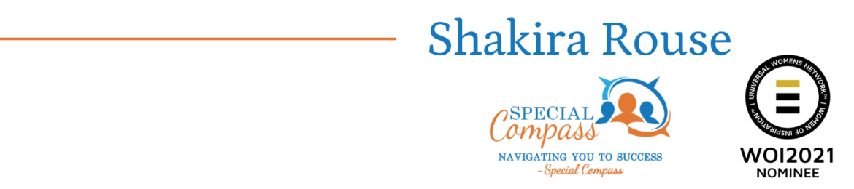 Shakira Rouse's cover banner