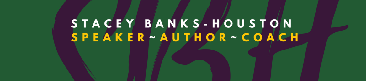 Stacey Banks-Houston's cover banner
