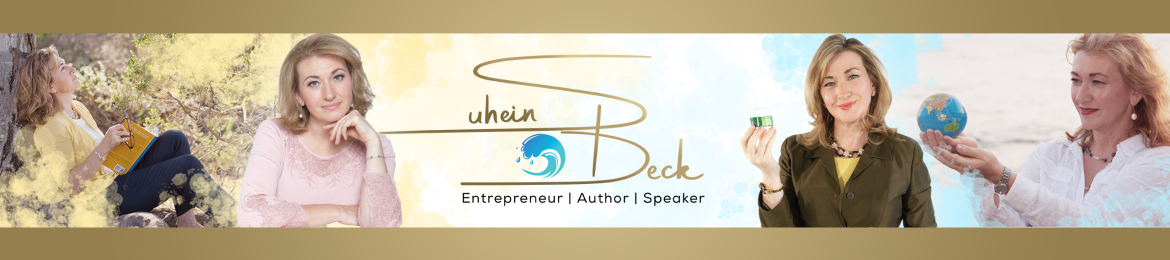 Suhein Beck's cover banner