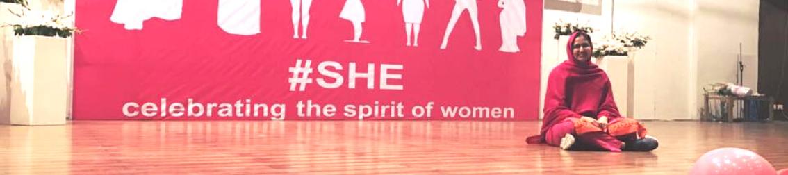 Zahra Hamdani's cover banner