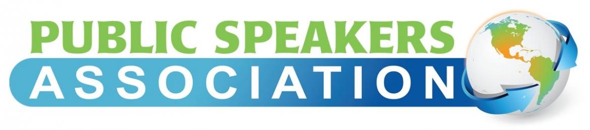 Banner of Public Speakers' Association agency