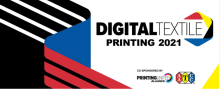 Logo of 2021 Digital Textile Printing Conference