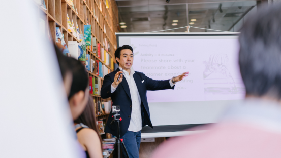 4 simple ways to improve your talks