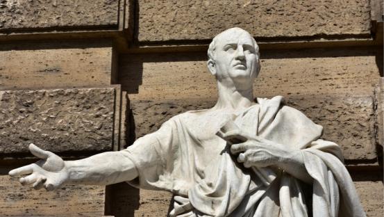 Cicero's formula for a persuasive speech