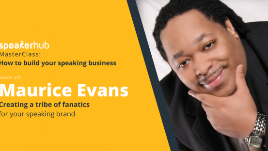 MasterClass: Create a Tribe with Maurice W. Evans