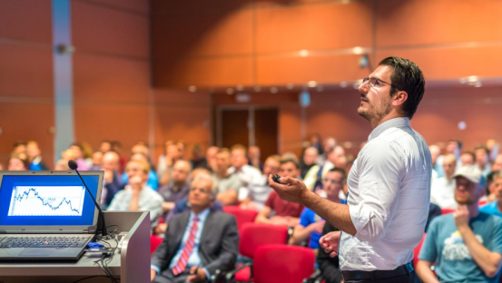 How to establish yourself as a credible speaker