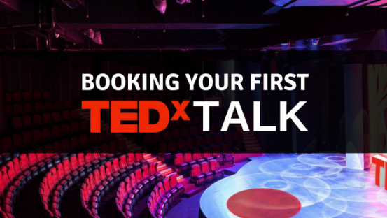 Tips for booking your a Tedx Talk