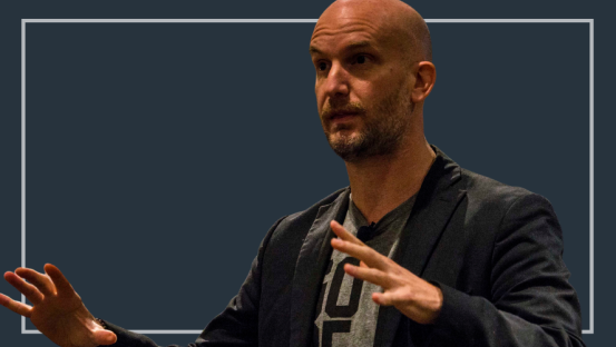 World of Speakers E.27 Leon Logothetis  Inspiring through meaningful connections