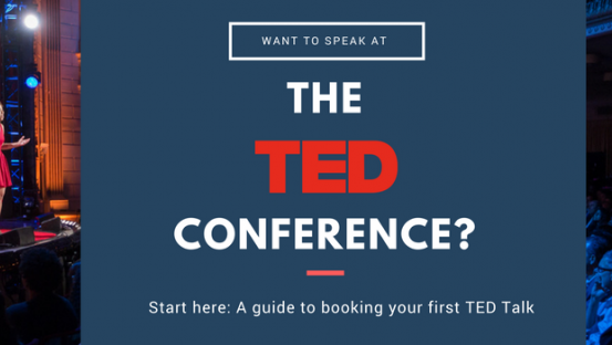 A guide to booking your first TED Talk