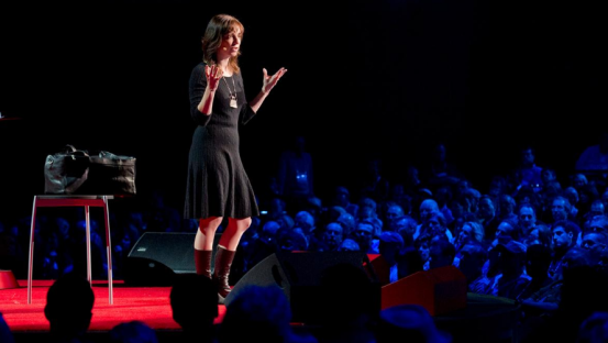 Storytelling techniques of most inspiring TED presenters