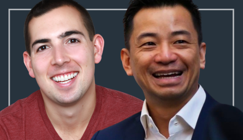World of Speakers E.92:  Max Branstetter & Eric Sim | Starting a Podcast