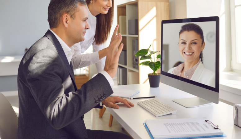 Experts weigh in best tips for virtual presentations