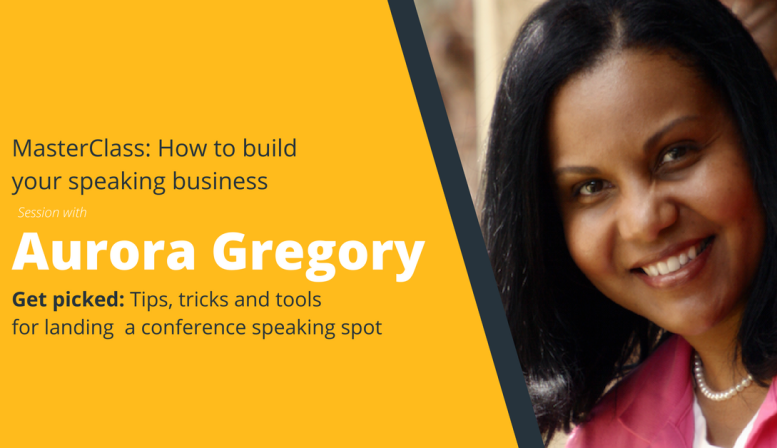 MasterClass: Get Picked with Aurora Gregory