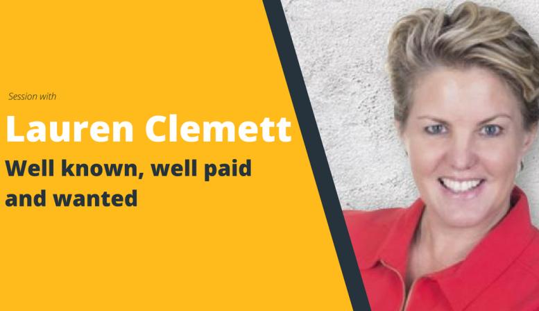 Masterclass with Lauren Clemett