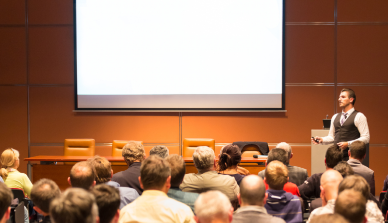 7 Tips for Speaking at a Conference