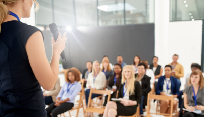 Transitioning to a Public Speaking Career