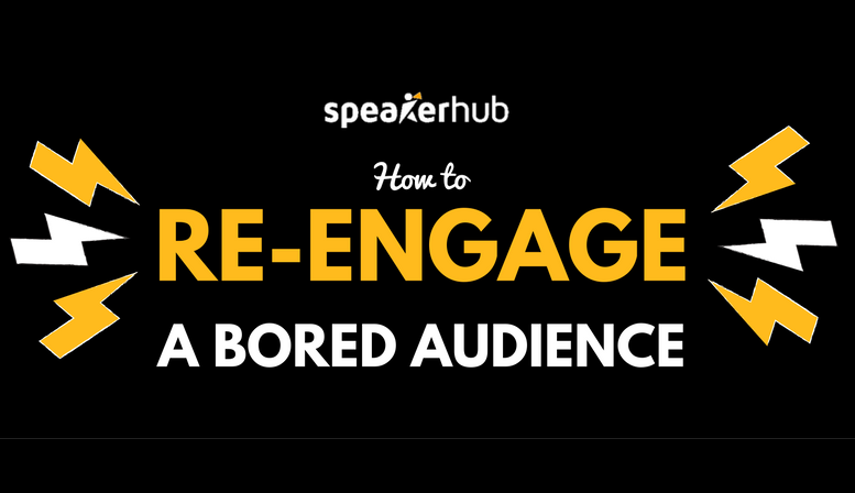 Can you re-engage a bored audience?