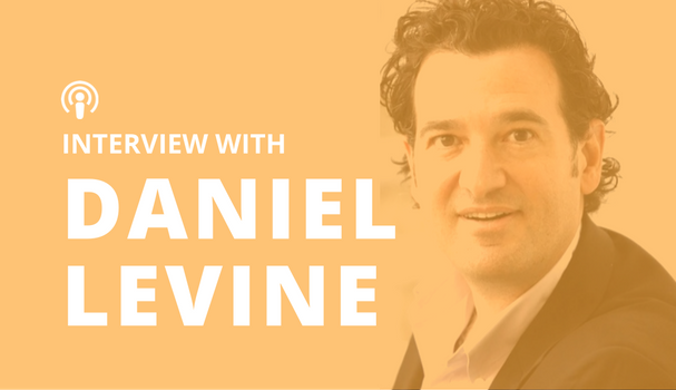 Behind the Curtain: Interview with Daniel Levine