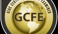 GCFE Certified