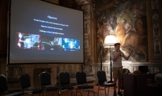 Design workshop in Florence Italy