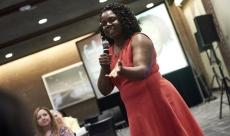Speaking @One Woman Fearless Summit