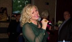 """Mary bringing humor and high energy to emcee for Water to Thrive's """"Chef's Table"""" annual fundraiser (9/18)"""