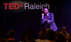 """TEDx Raleigh """"What's Your IED?"""""""