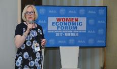 WEF Delhi 2017