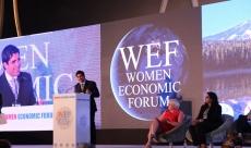 Sameer Somal at Women Economic Forum