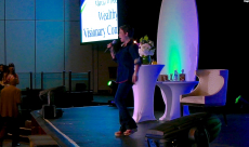 Doing vs. being: the key to real success. Wealthy Visionary Conference, 2015