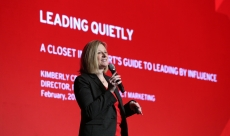 Speaking at Red Hat Products and Technologies Leadership Exchange