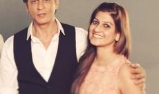 TVC Shoot with Shahrukh Khan