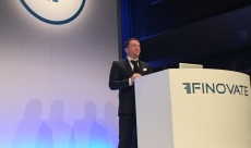 Speaking at Finovate Europe