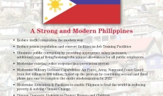 A Strong and Modern Philippines