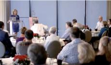 Suhein Beck as KEYNOTE SPEAKER for CEO Forum of SCORE in Costa Mesa, CA December 2017