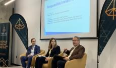 Moderator - Integrating ESG into your Advisory Practice at RIA Event 2019 in Saskatoon